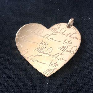 Michael Kors Gold Pendant